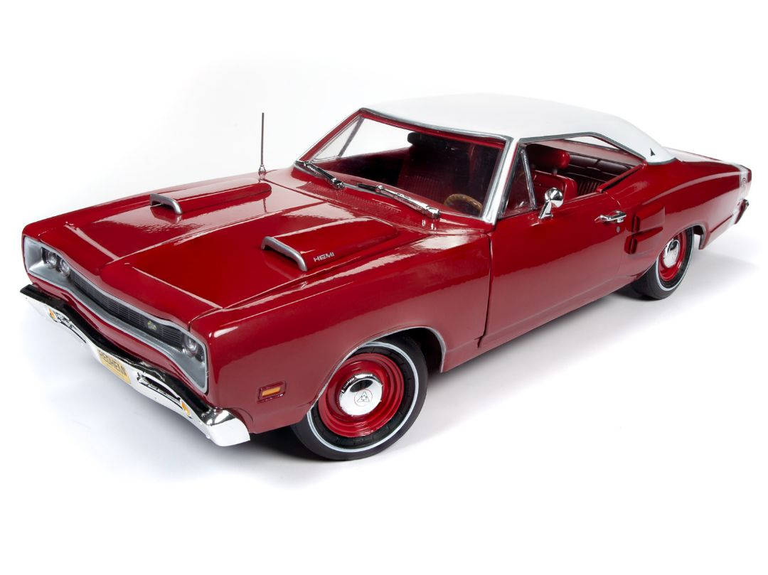 American Muscle 1/18 1969 Dodge Super Bee Hardtop (Class of 69)