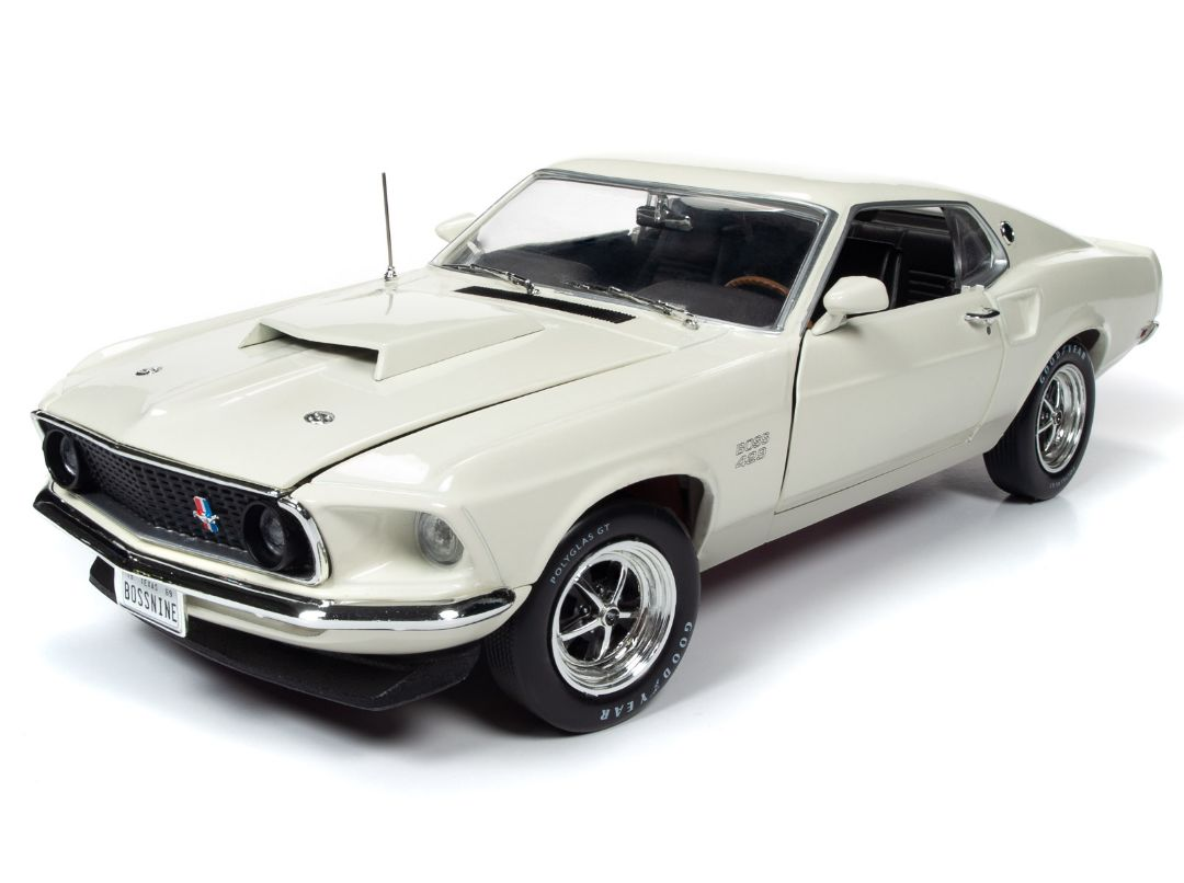 American Muscle 1/18 1969 Ford Mustang Fastback Boss 429 (50th A