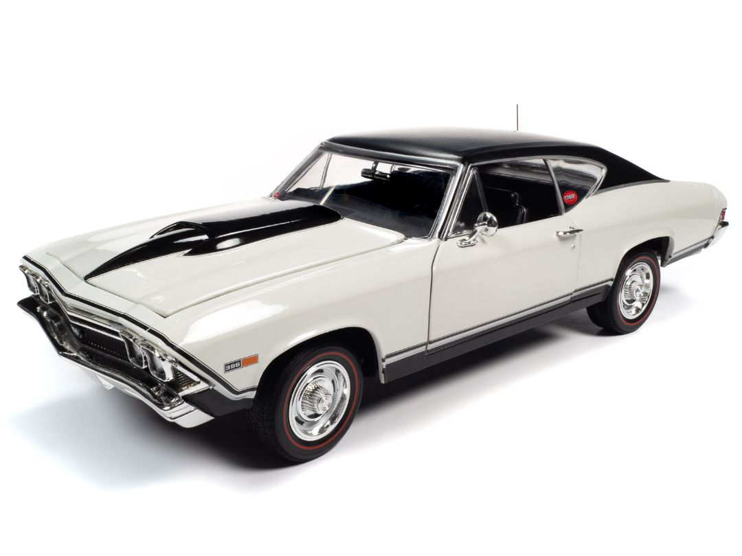 American Muscle 1/18 1968 Chevy NICKEY Chevelle SS Hardtop - Er