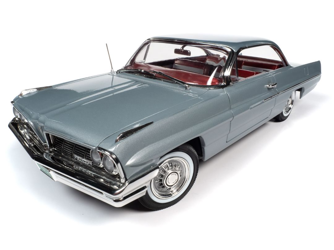 American Muscle 1/18 1961 Pontiac Catalina Hardtop Richmond Gray