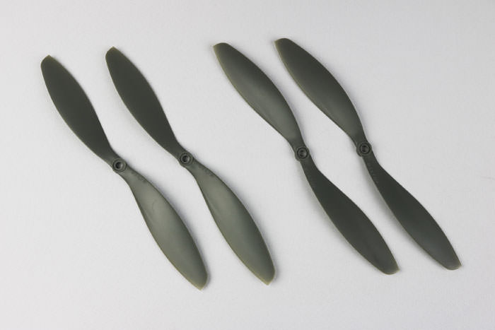 APC Propellers 10 X 4.7 Slow Fly - Bundle (2 CW and 2 CCW propellers)