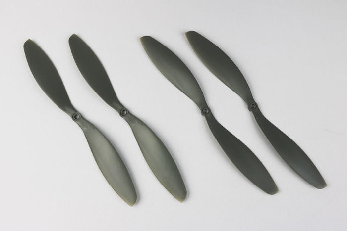 APC Propellers 11 X 4.7 Slow Fly - Bundle (2 CW and 2 CCW propellers)