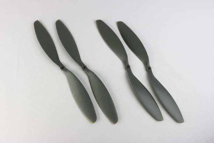 APC Propellers 12 X 4.7 Slow Fly - Bundle (2 CW and 2 CCW propellers)