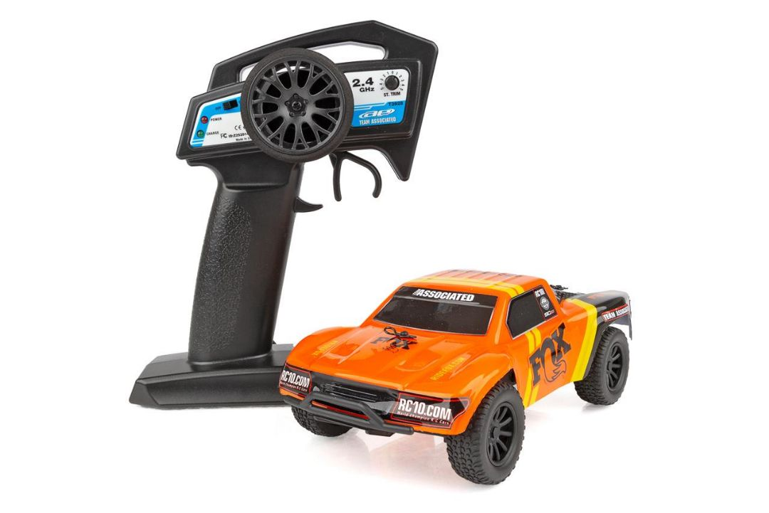 Team Associated SC28 RTR FOX Edition 1/28 Scale
