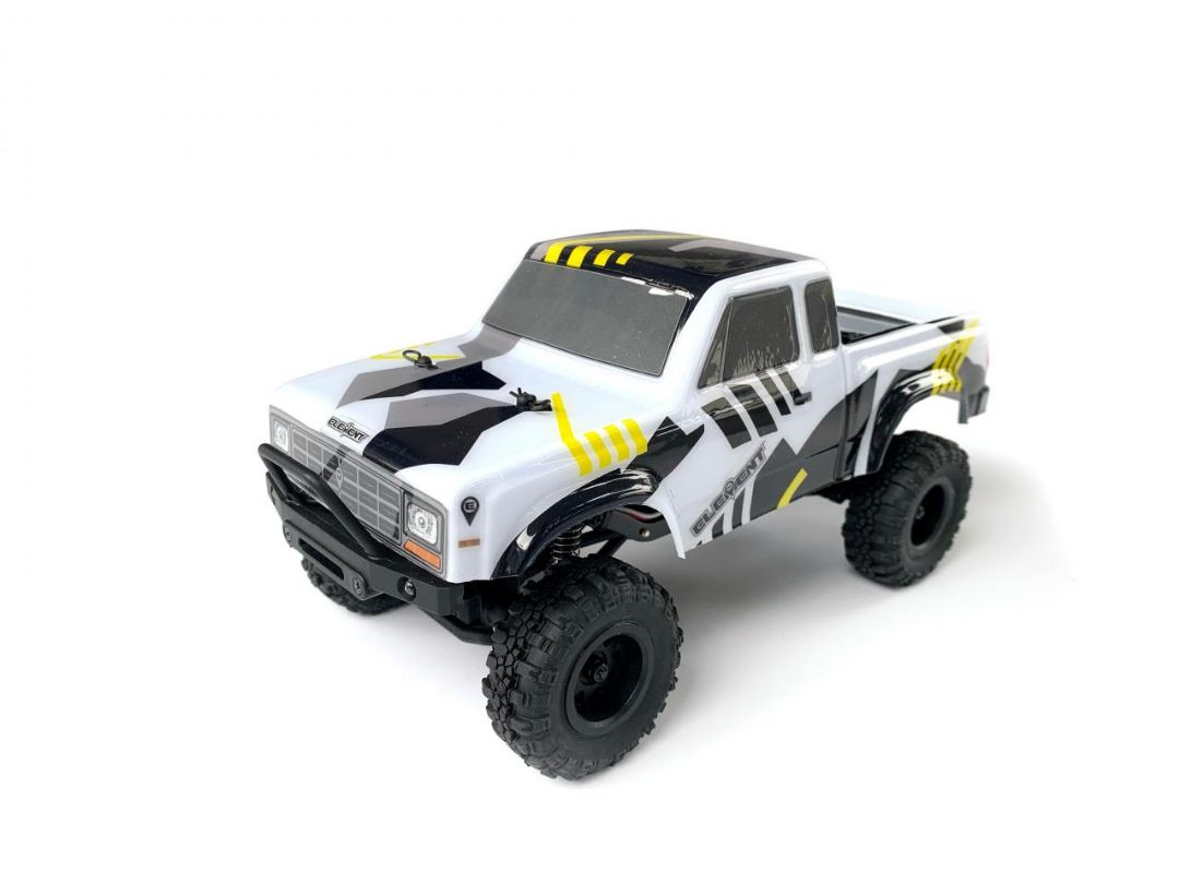 Element RC Enduro24 Sendero Trail Truck RTR, black and yellow