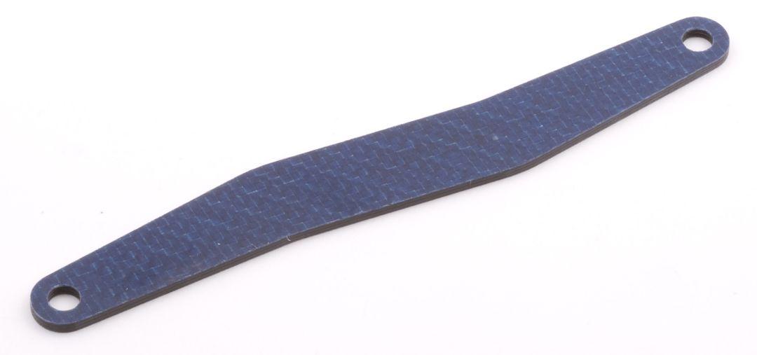 Team Associated Factory Team Blue Graphite Battery Strap