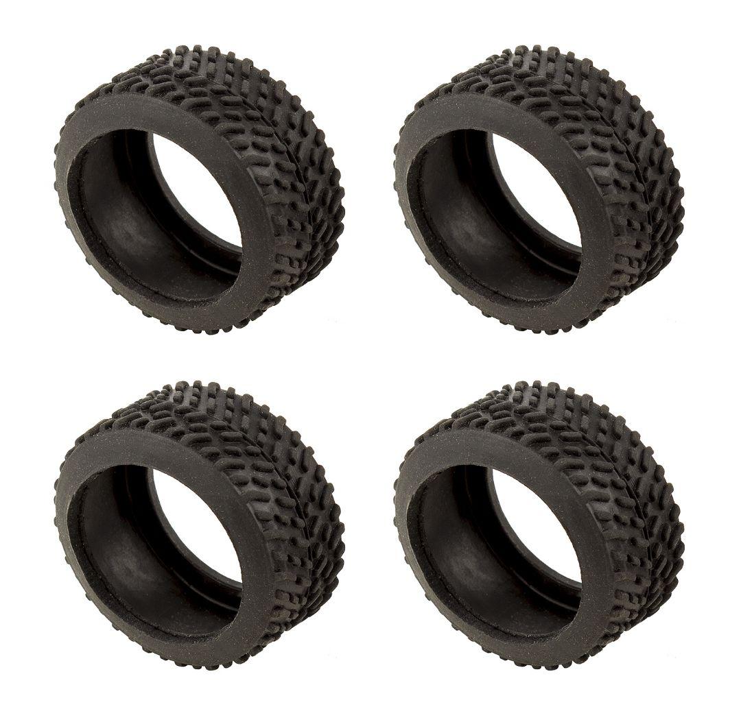 Team Associated NanoSport Pin Tires, black