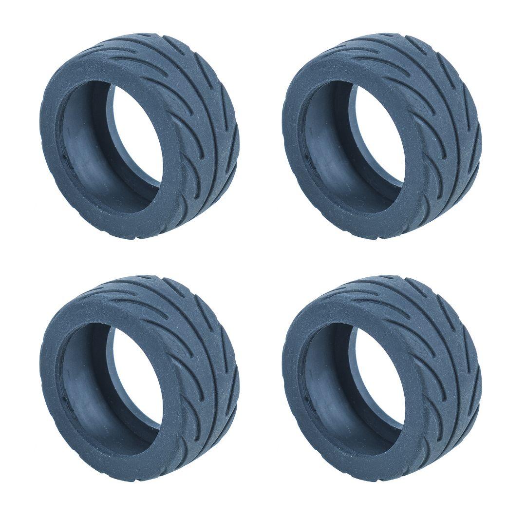 Team Associated NanoSport Radial Tires, blue