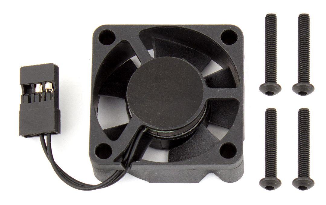 Reedy Blackbox 850R 30x30x10mm Fan w/screws