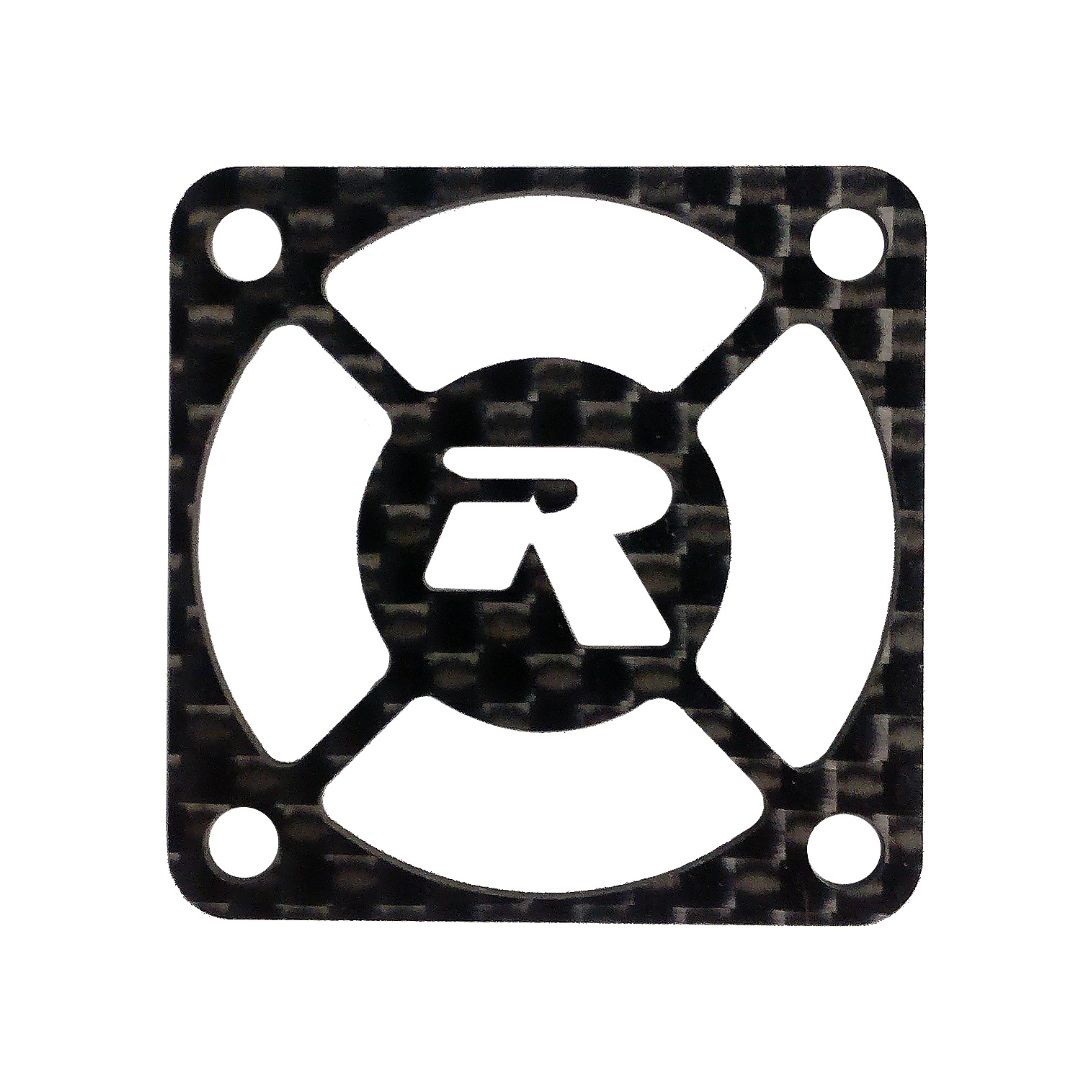 Reedy Fan Guard, 30x30mm, carbon fiber
