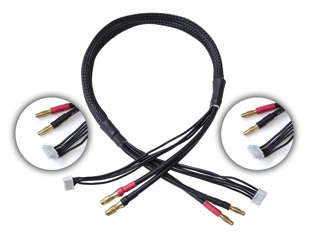 Reedy 4S 5mm Pro Charge Lead