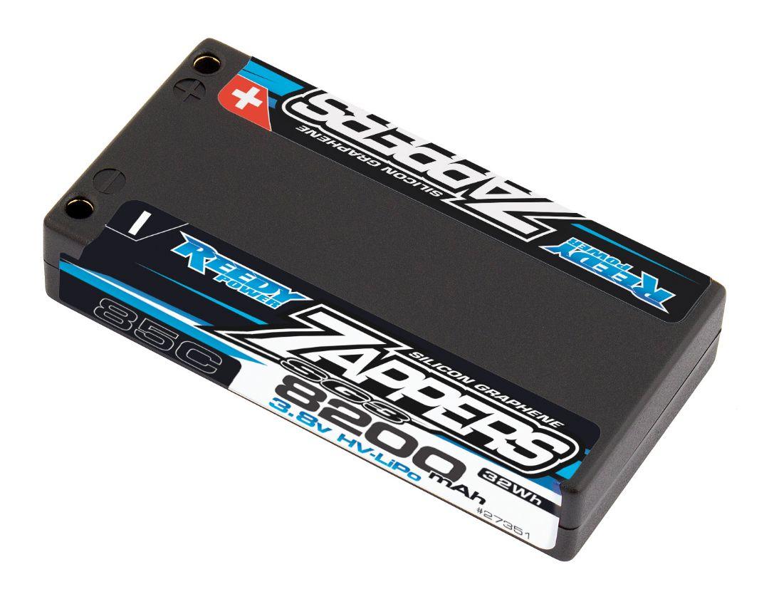 Reedy Zappers SG3 LiPo 8200mAh 85C 3.8V 1/12 92.8x46.5x18.3mm