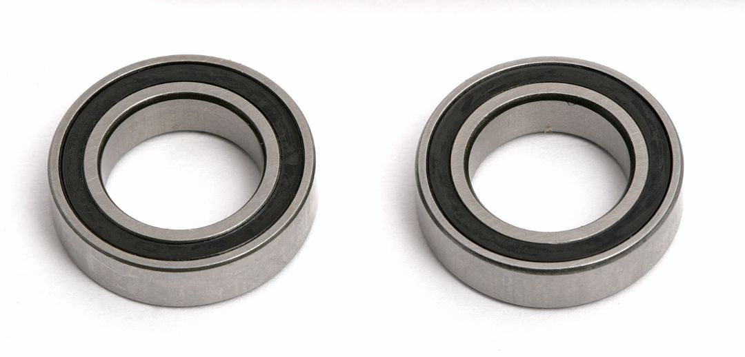 Team Associated Bearings, 3/8 x 5/8 in, rubber sealed