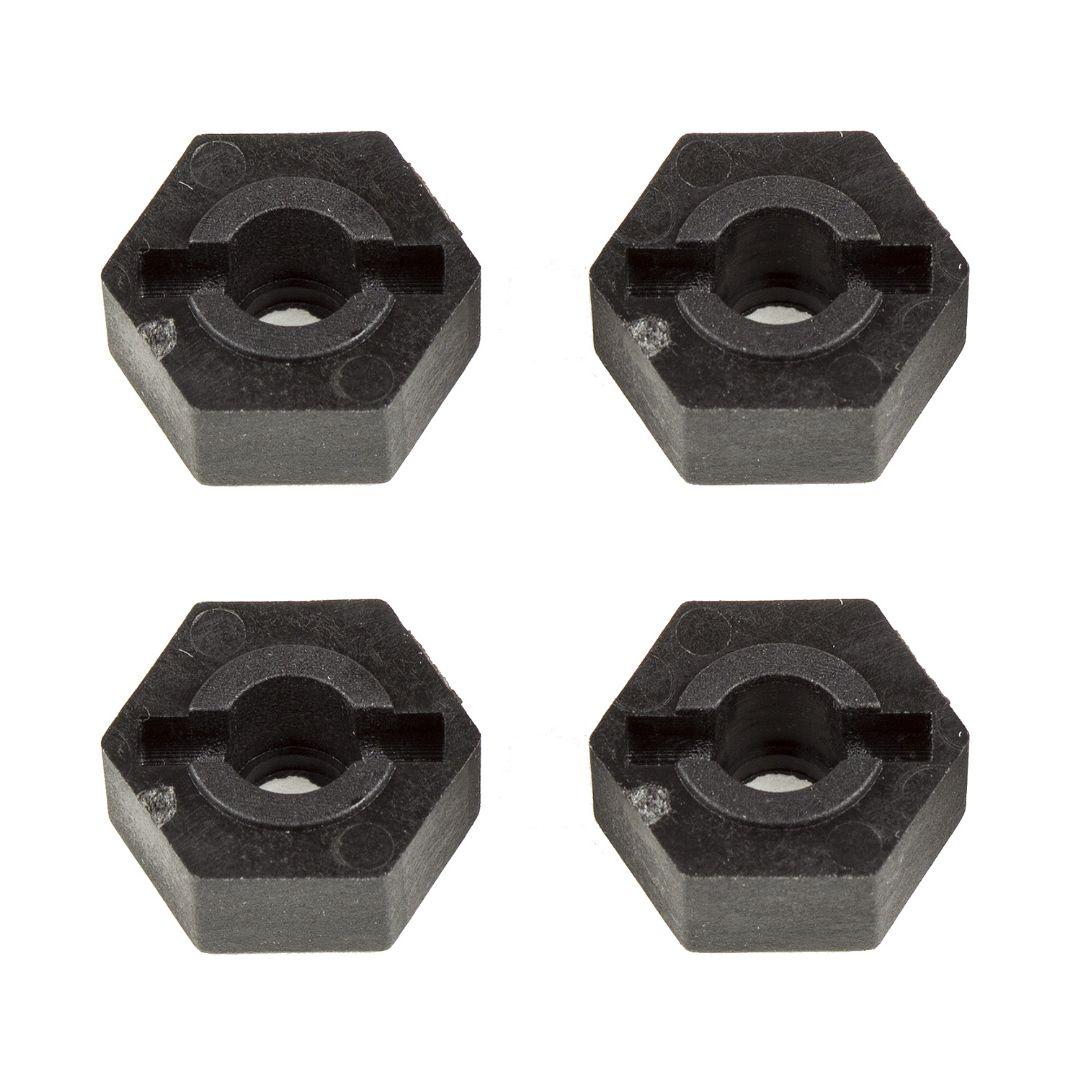 Element RC Enduro Wheel Hexes, 6 mm