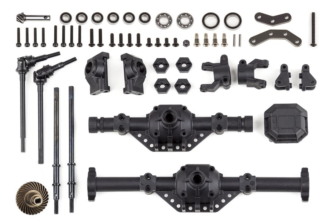 Element RC Enduro Axle Kit