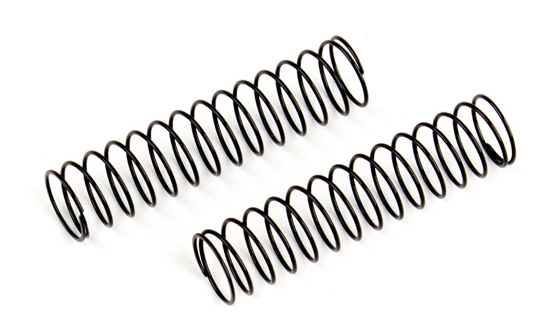 Element RC Shock Springs, white, 0.95 lb/in, L63 mm