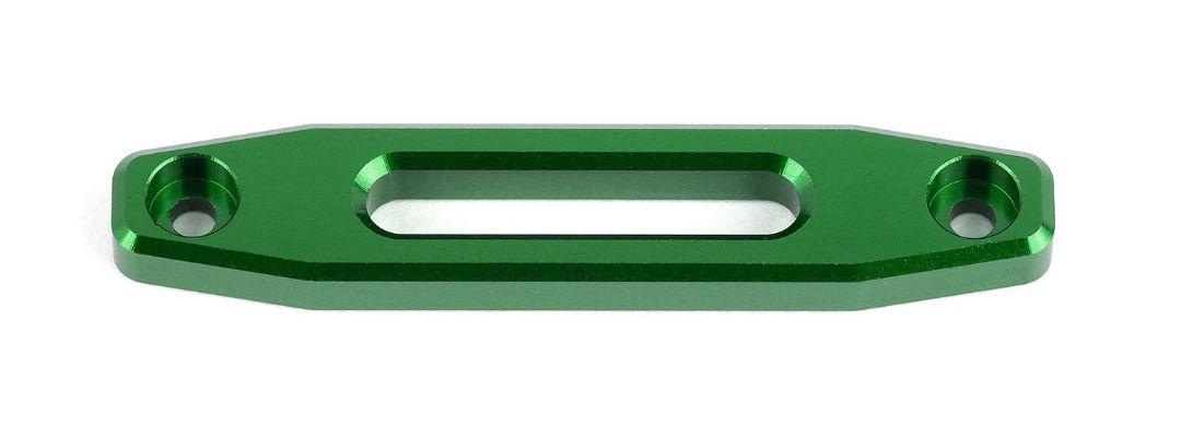 Element RC FT Sendero Fairlead, green aluminum