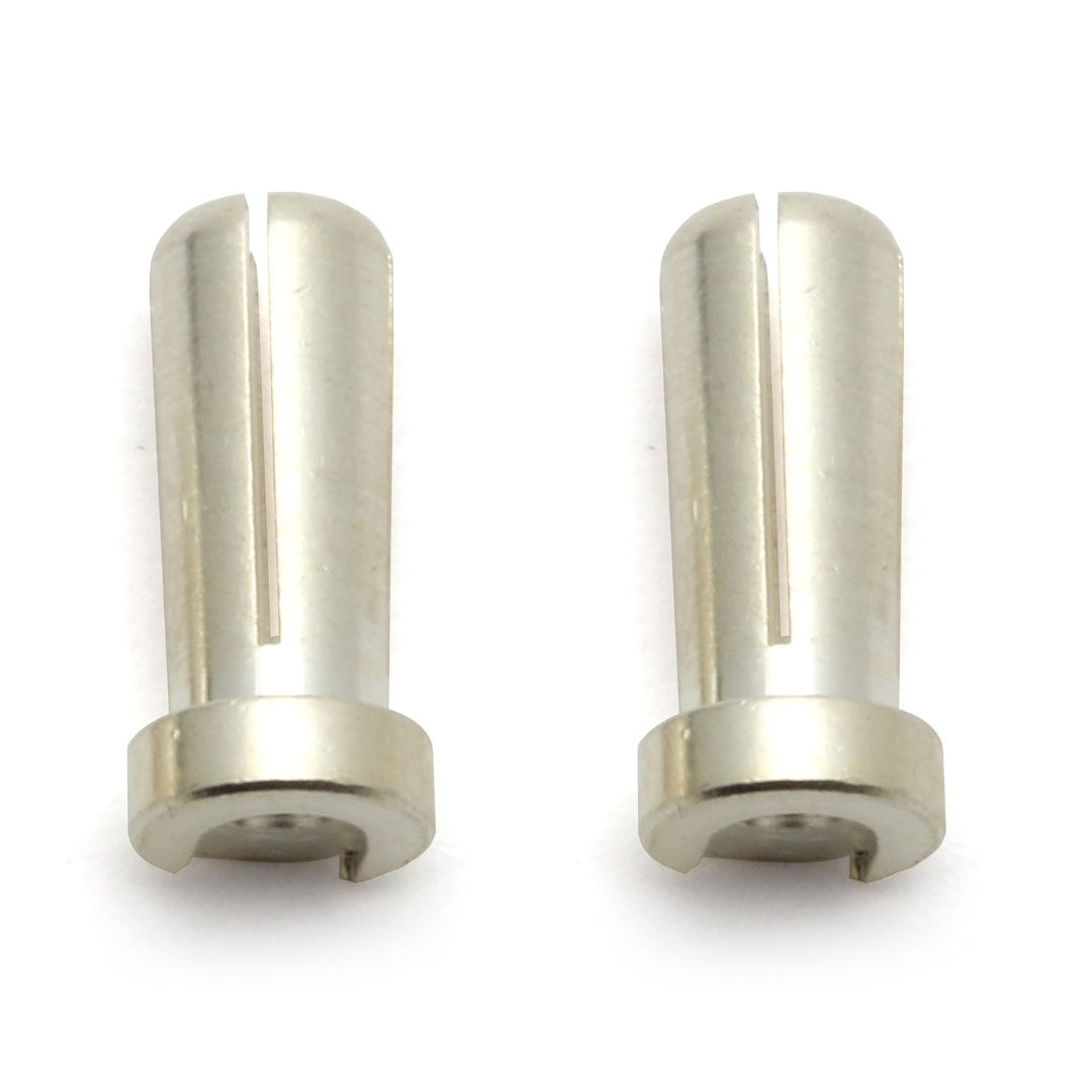 Reedy Low-Profile Bullet Connectors, 5x14 mm (2)