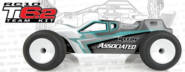Team Associated RC10 T6.2 Team Kit