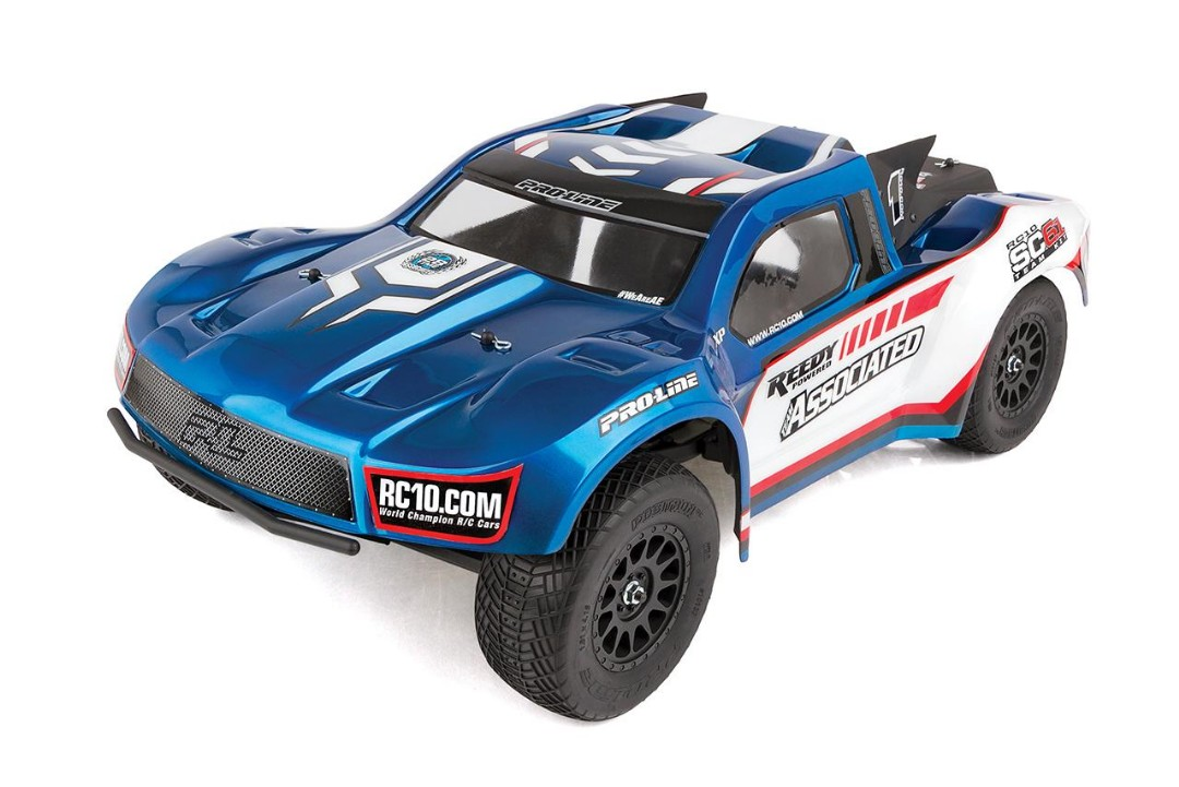 Team Associated RC10 SC6.1 Team Kit