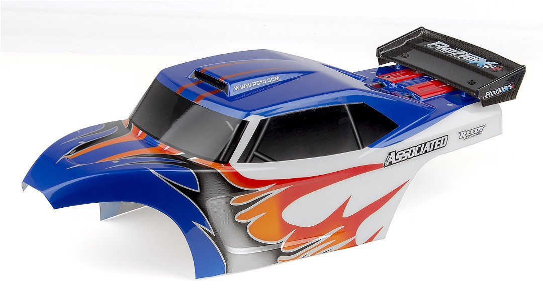 Team Associated Reflex DB10 Body, painted