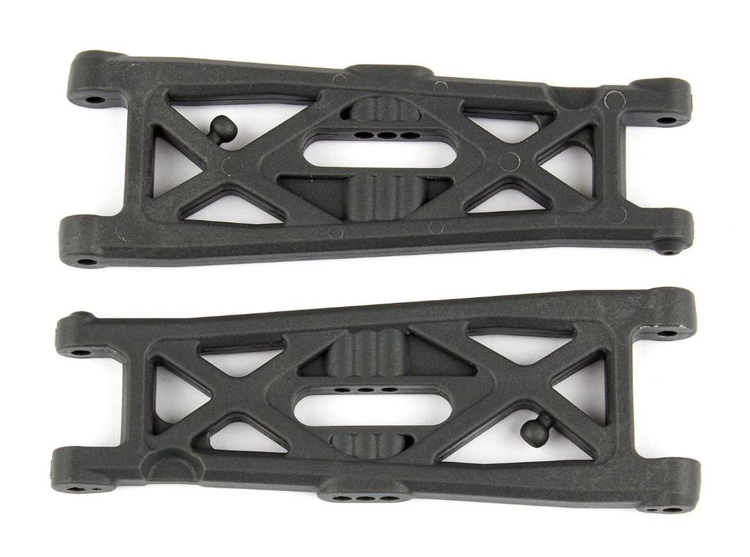 Team Associated Front Suspension Arms, hard
