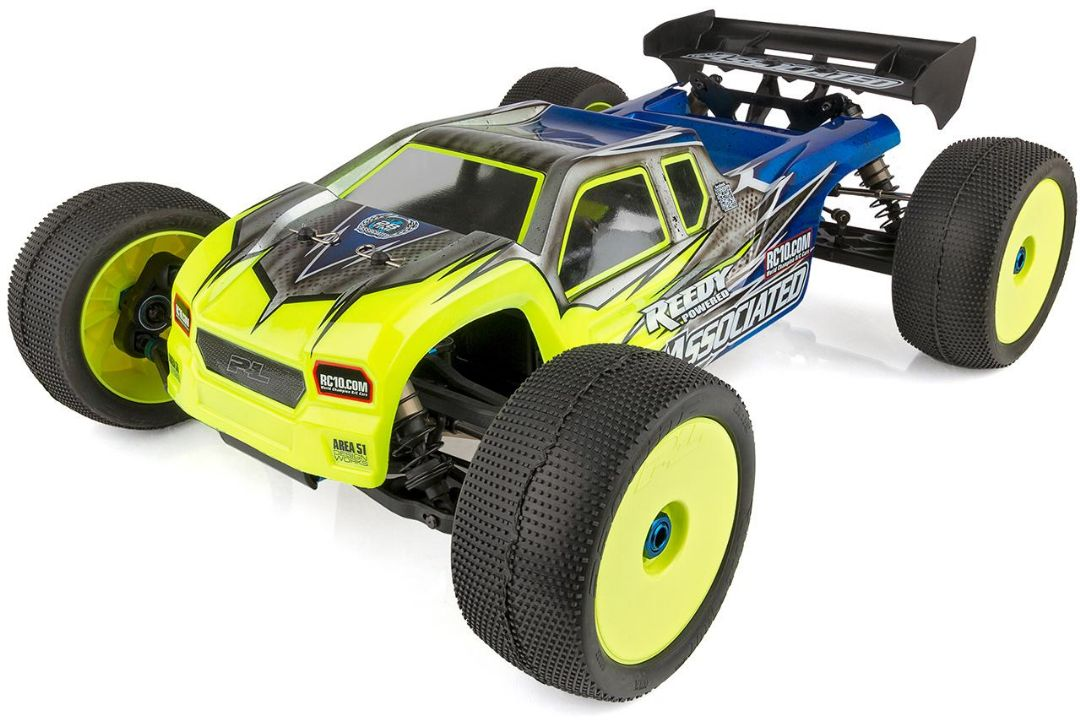 Team Associated RC8T3.1 Nitro Team Kit