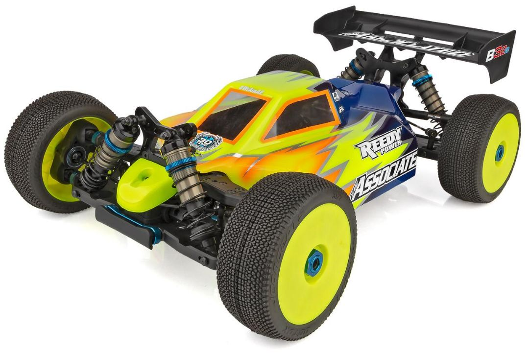 Team Associated RC8B3.2e Team Kit