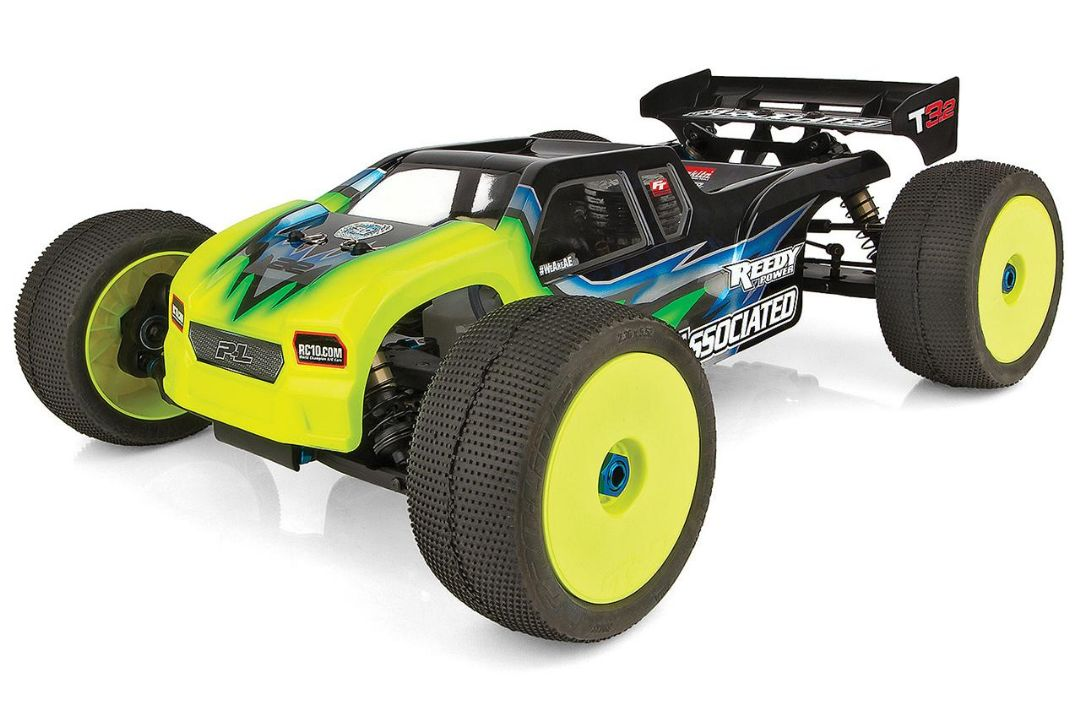 Team Associated RC8T3.2 Nitro Team Kit
