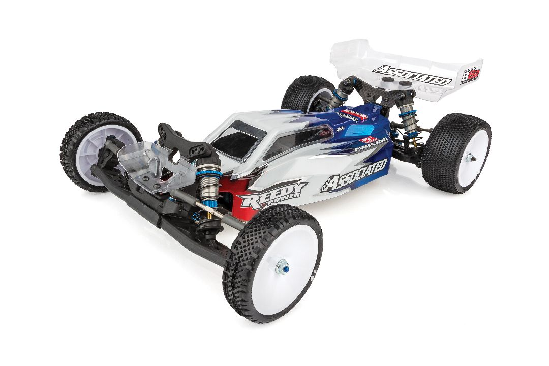 Team Associated RC10 1/10 B6.2 Team Kit