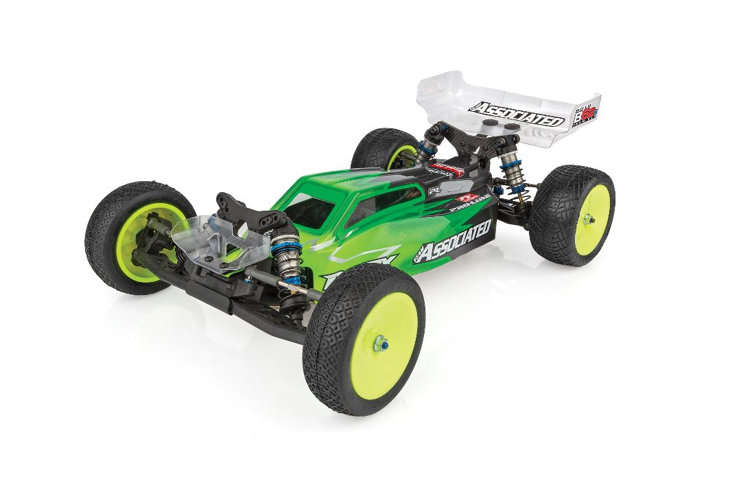 Team Associated RC10 1/10 B6.2D Team Kit