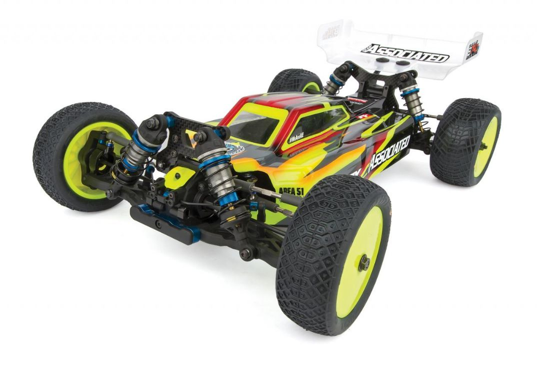 Team Associated RC10 B74.1D Team Kit