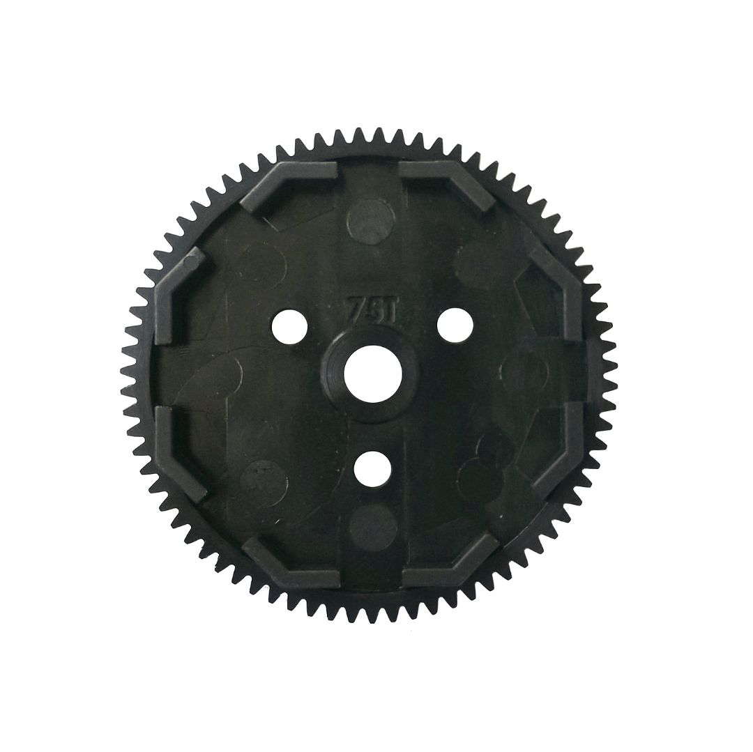 Team Associated Octalock Spur Gear, 75T 48P
