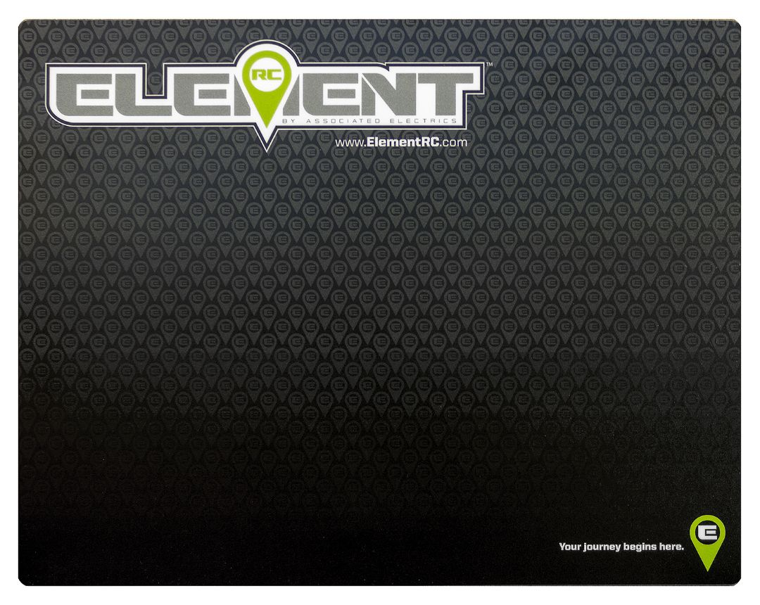 Element Pin Pattern Countertop/Setup Mat