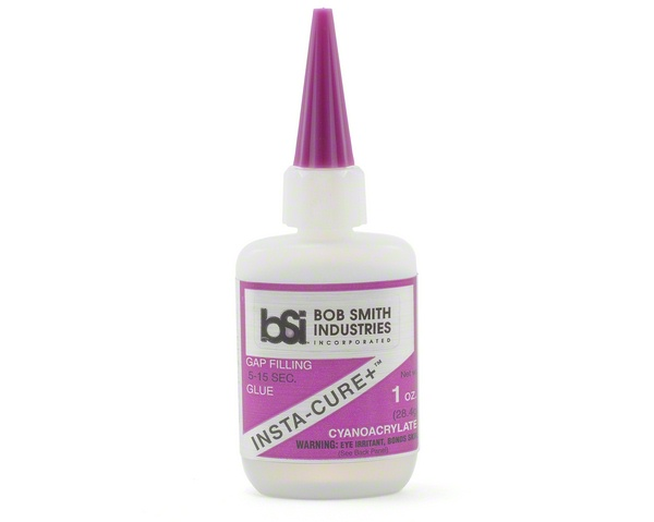 Bob Smith Industries INSTA-CURE+ Gap Filling CA (1oz)