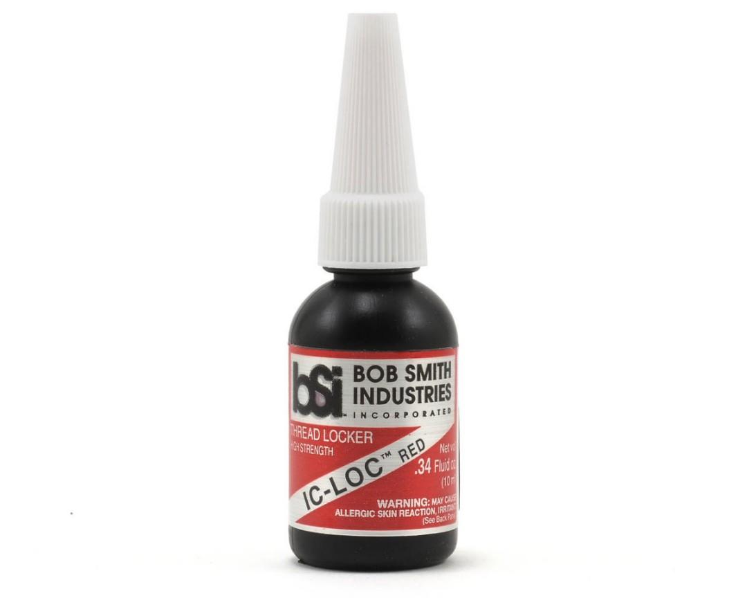 Bob Smith Industries IC-LOC Red Permanent Thread Lock (1/3oz)