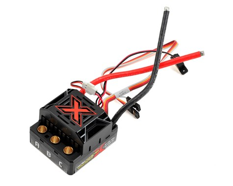 Castle Creations Mamba Monster X Waterproof 1/8 Scale Brushless ESC