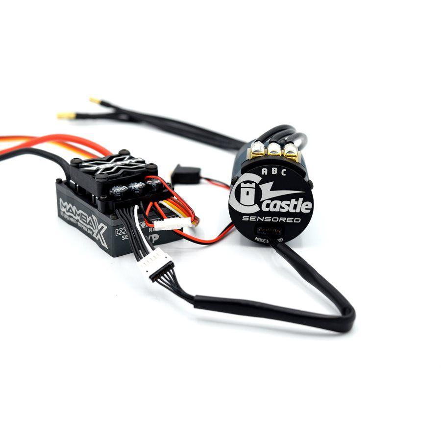 Castle Creations Motor Sensor Wire, 200mm