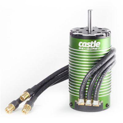 Castle Creations 4-Pole Sensored Brushless Motor 1512-2650KV
