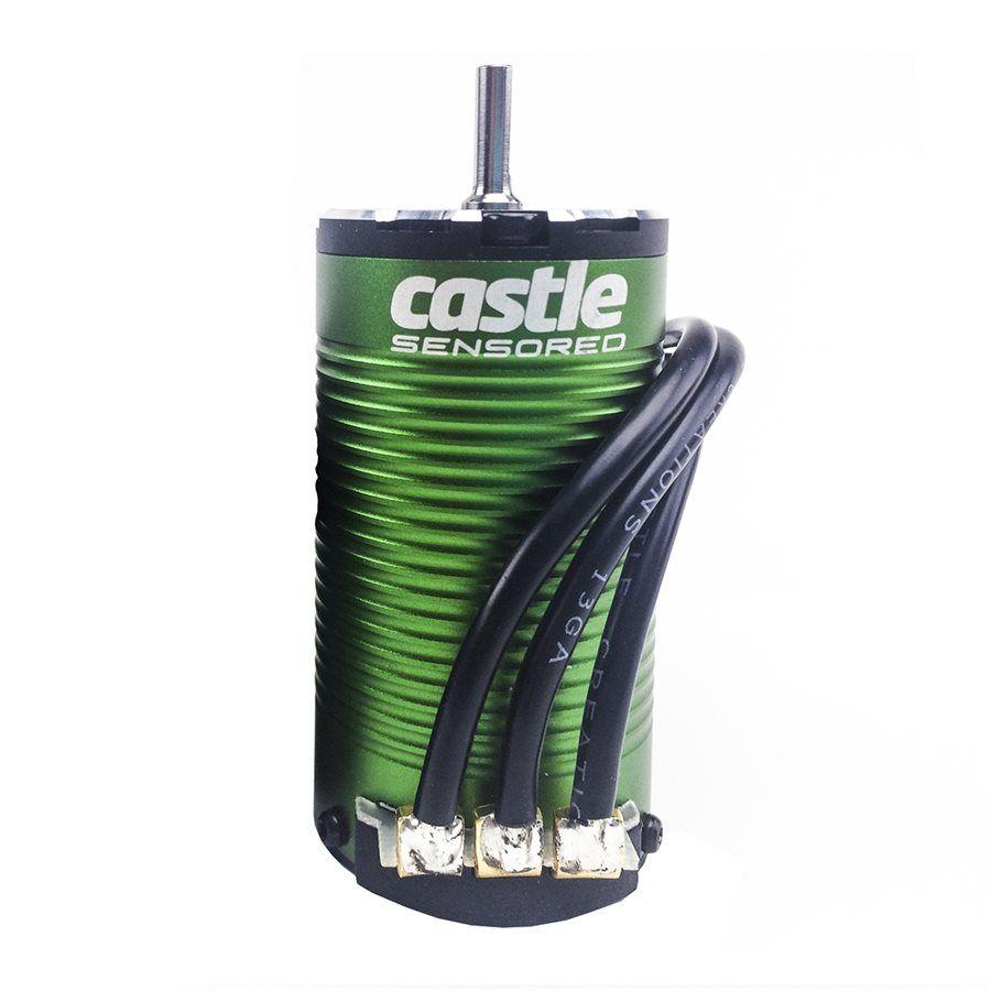 Castle Creations 4-Pole Sensored Brushless Motor 1415-2400KV (5mm)