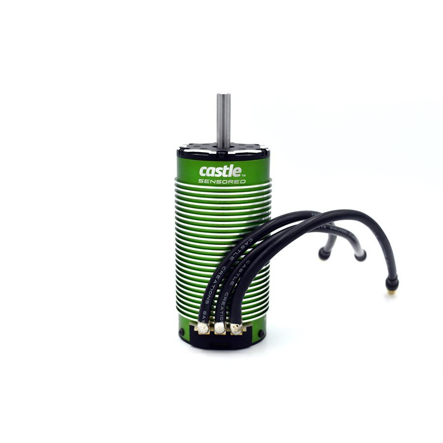 Castle Creations 2028 1/5 Scale 4-Pole Sensored Brushless Motor (1100kV)
