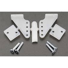 Du-Bro 1/2 A Control Horns (2/pkg)