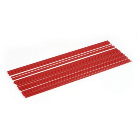 Du-Bro Antenna Tube (Red) (24/pkg.)