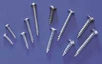 Du-Bro 2 x 1/2 Button Head Sheet Metal Screws (8/pkg)