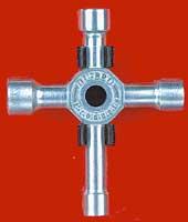 Du-Bro 4-Way Socket Wrench (1/pkg)