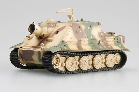 Easy Model 1/72 Sturm Tiger PzStuMrKp 1001 (sand/green/brn camo)