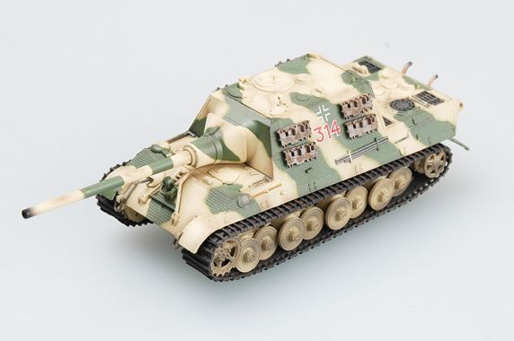 Easy Model 1/72 Jagd Tiger (Porsche) S.Pz.Jag.Abt.653,Tank 314