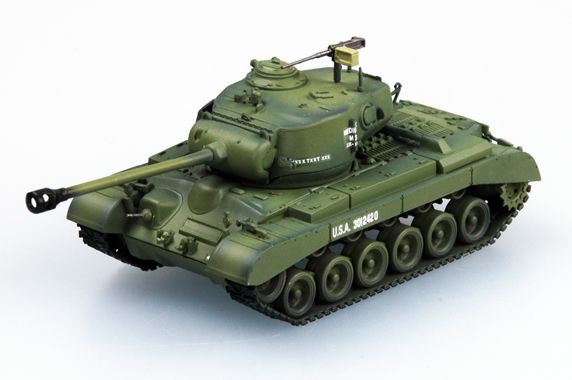 Easy Model 1/72 M26E2 Heavy Tank