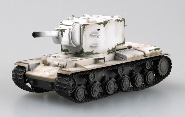Easy Model 1/72 KV-2 tank Russian Army