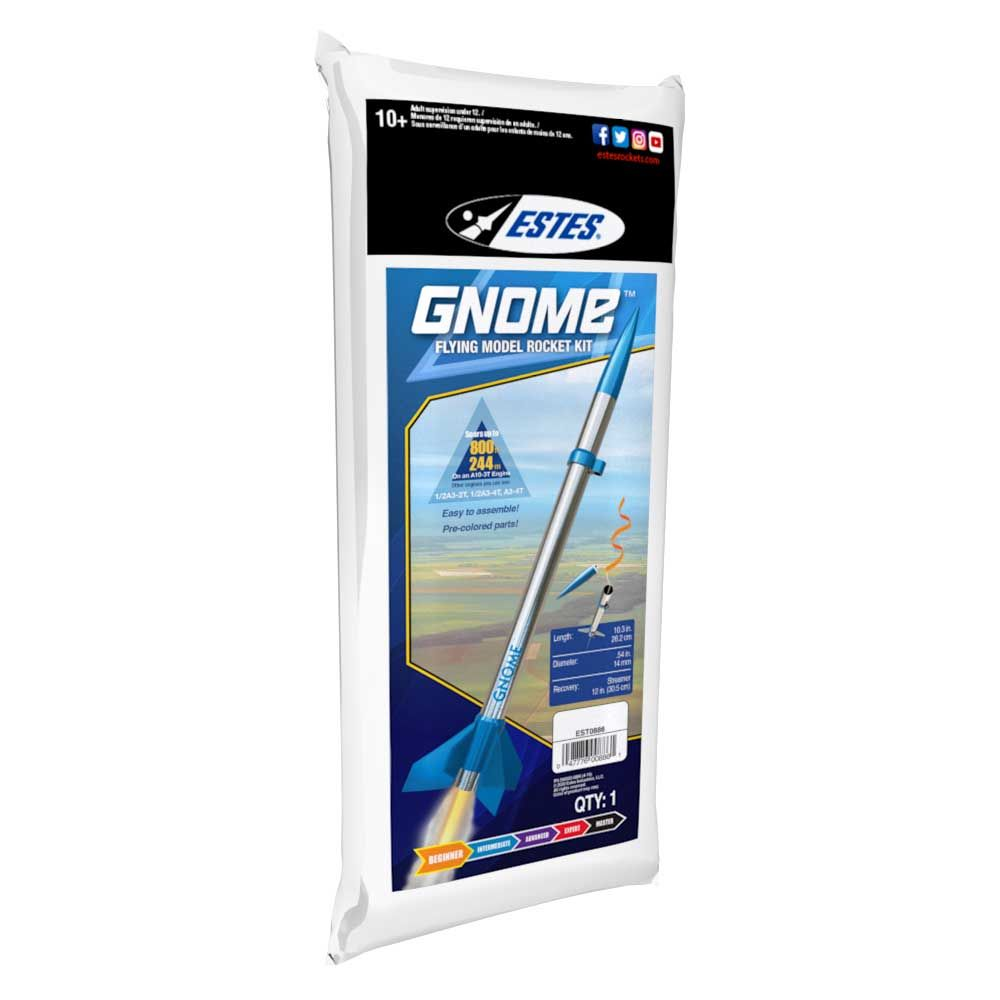 Estes Rockets Gnome (English Only) - Beginner